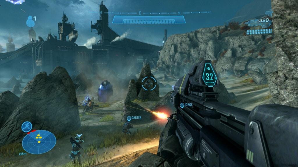Xbox Game Pass gry na 2 osoby - Halo Kolekcja Master Chief