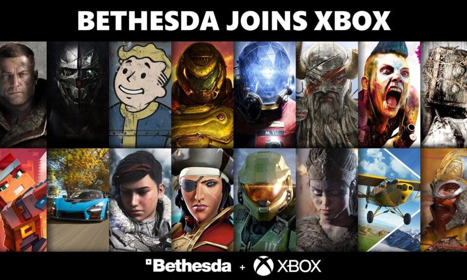 Xbox i Bethesda