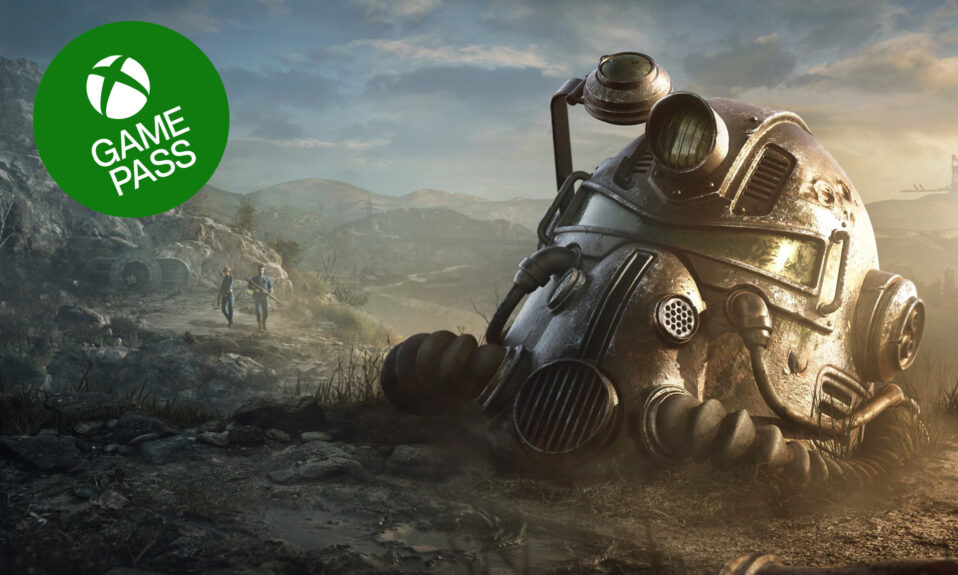 Fallout 4 Xbox Game Pass