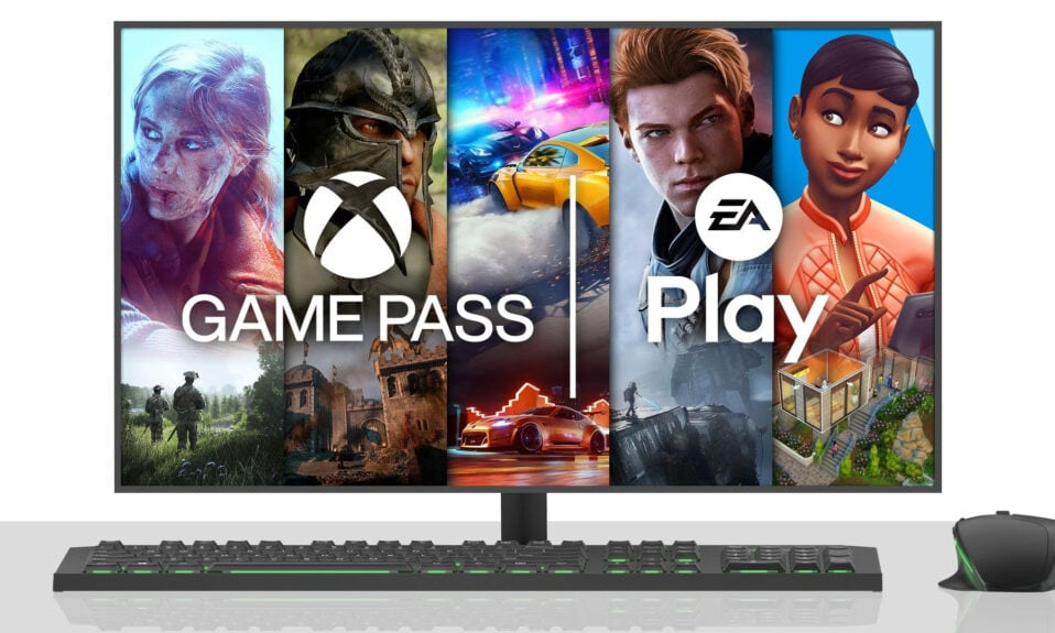 Xbox Game Pass PC EA Play