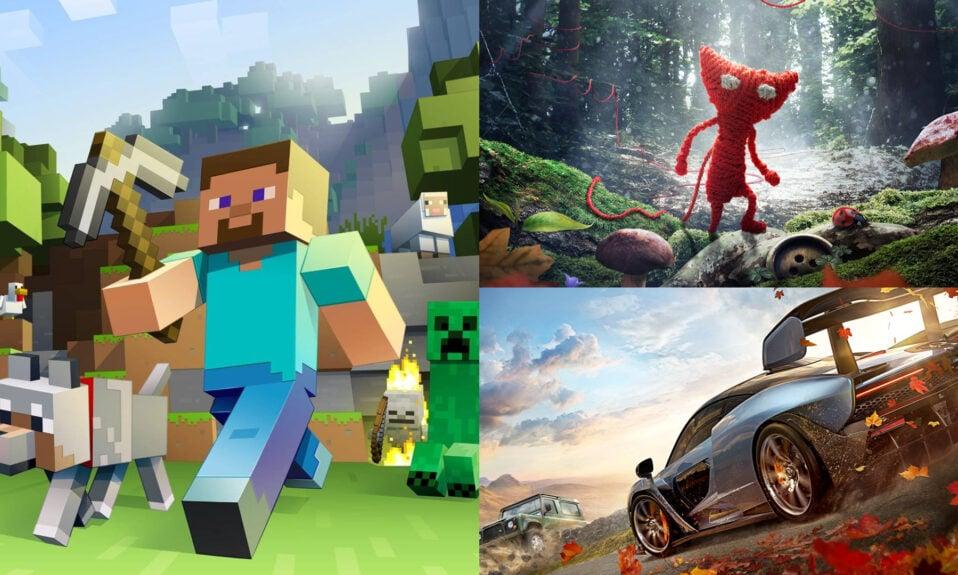 Xbox Game Pass gry dla dzieci