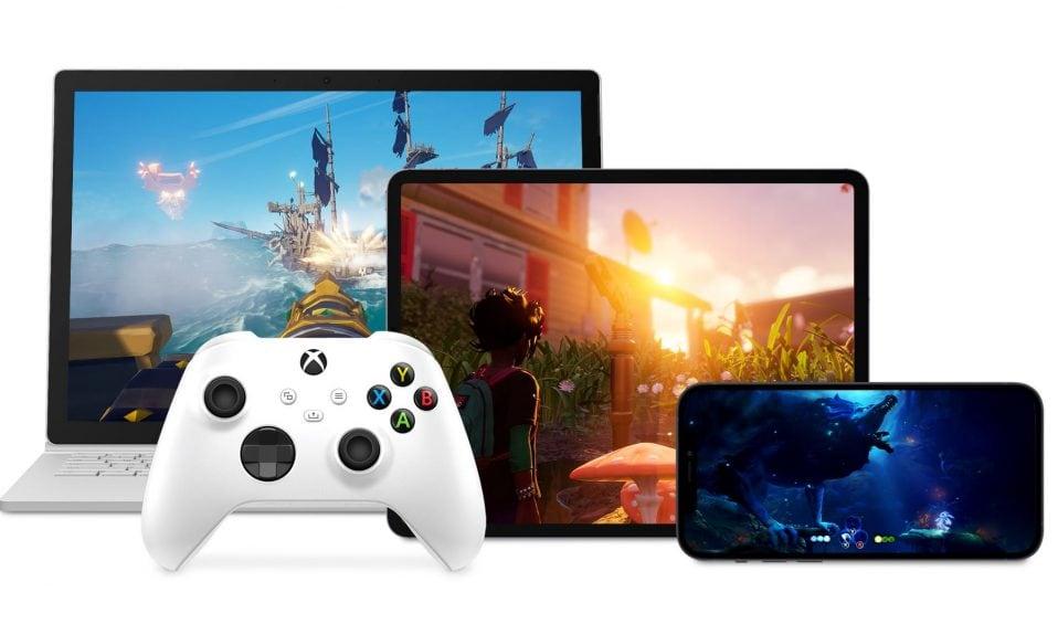 Xbox Cloud Gaming na Windows 10, iPad i iPhone