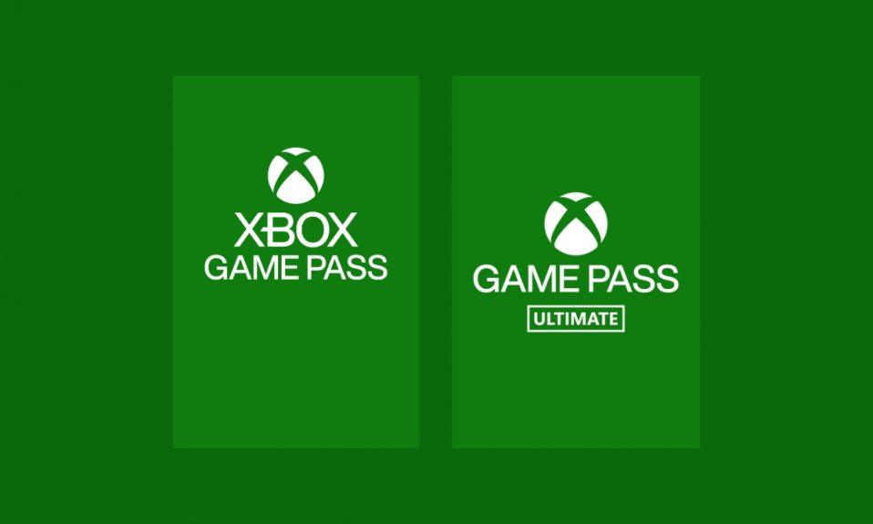 Xbox Game Pass oraz Xbox Game Pass Ultimate