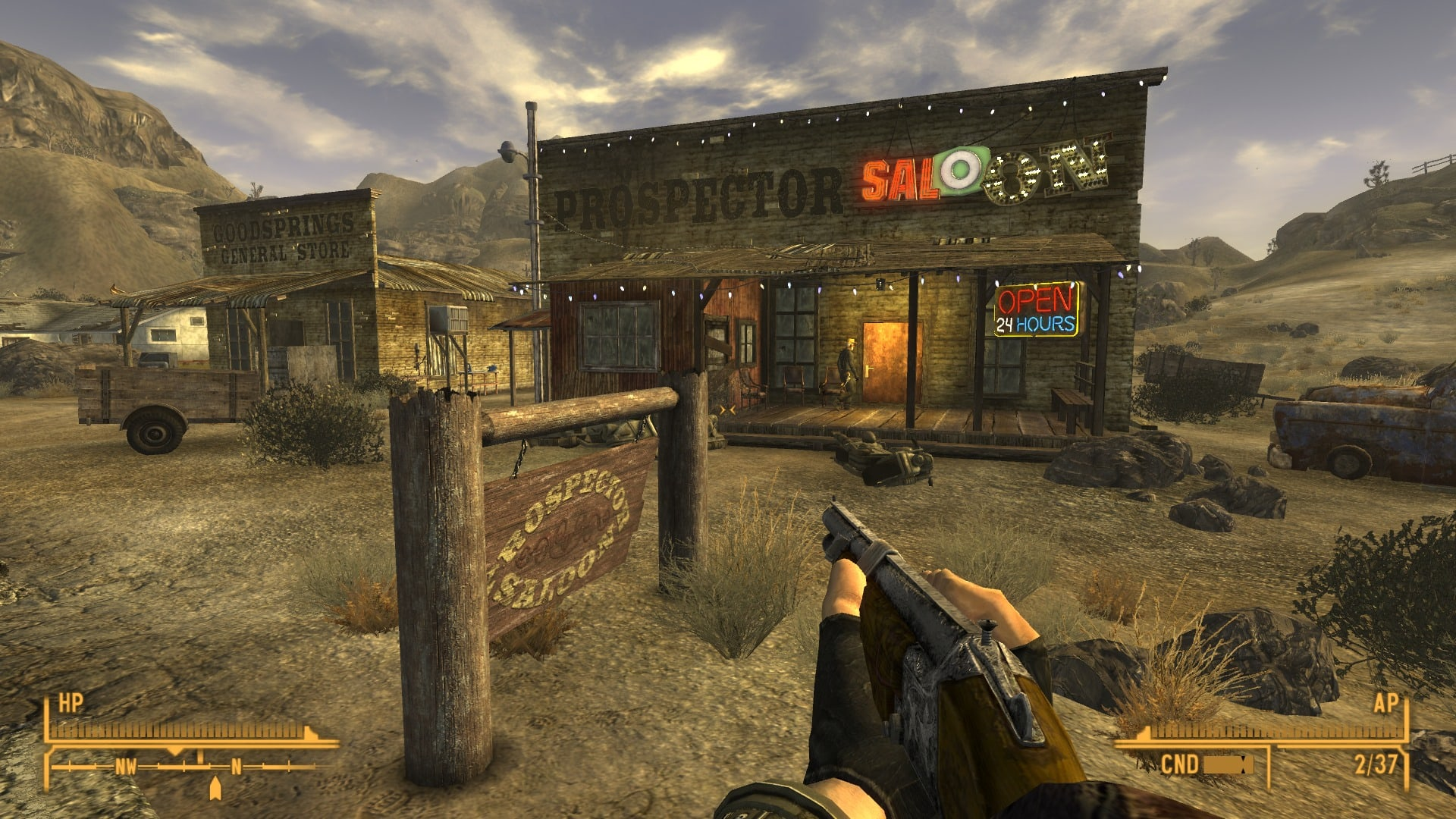 Xbox Game Pass gry najlepsza fabuła - Fallout: New Vegas