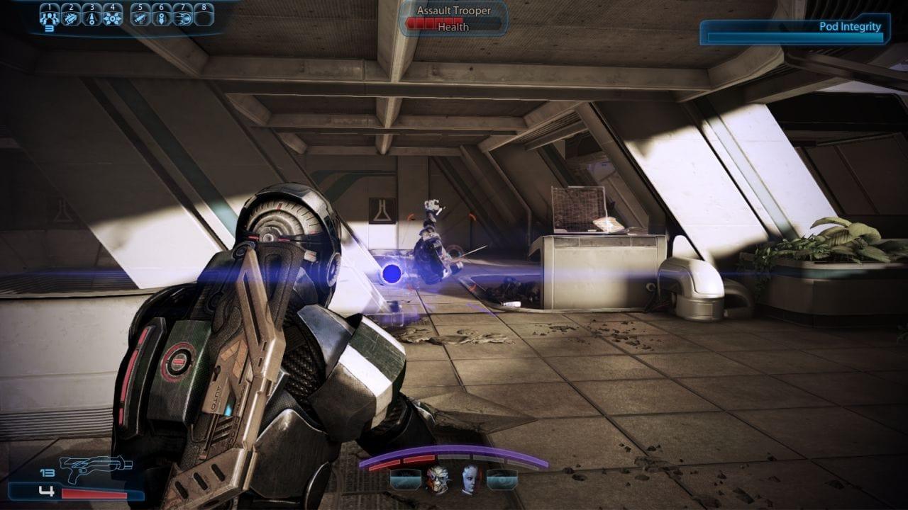 Xbox Game Pass gry najlepsza fabuła - Mass Effect 3