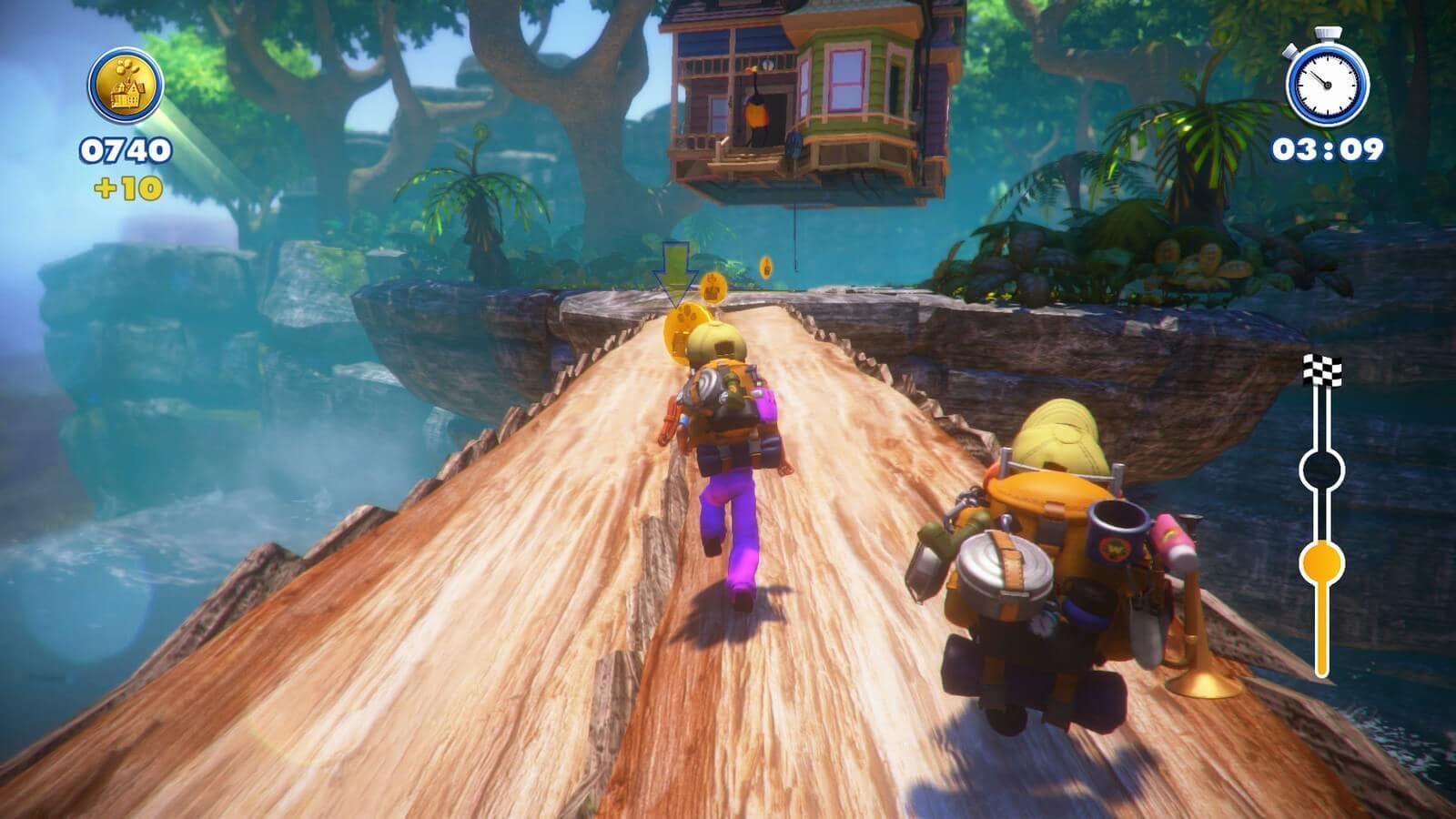 Rush: Przygoda ze studiem Disney Pixar - Xbox Game Pass gry dla dzieci