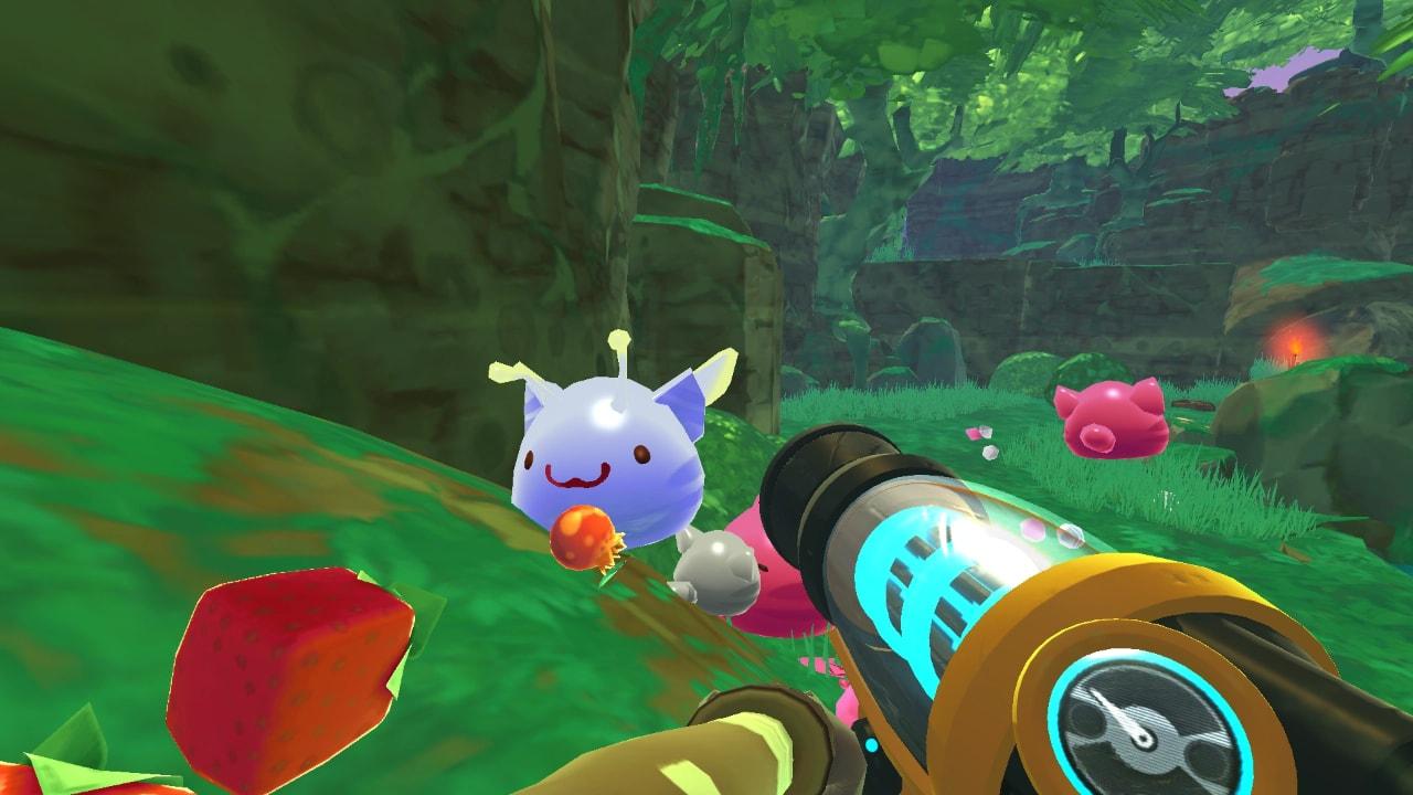 Slime Rancher - Xbox Game Pass gry dla dzieci