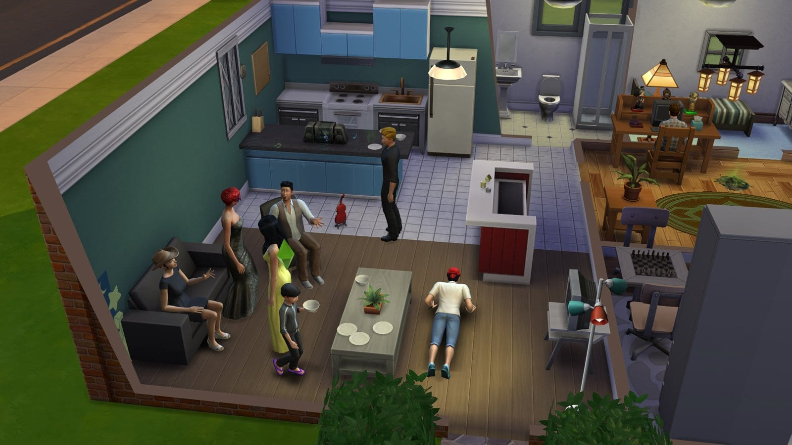 The Sims 4 - Xbox Game Pass gry dla dzieci