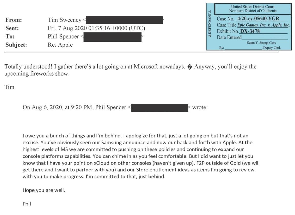 Rozmowa Tima Sweeneya z Philem Spencerem