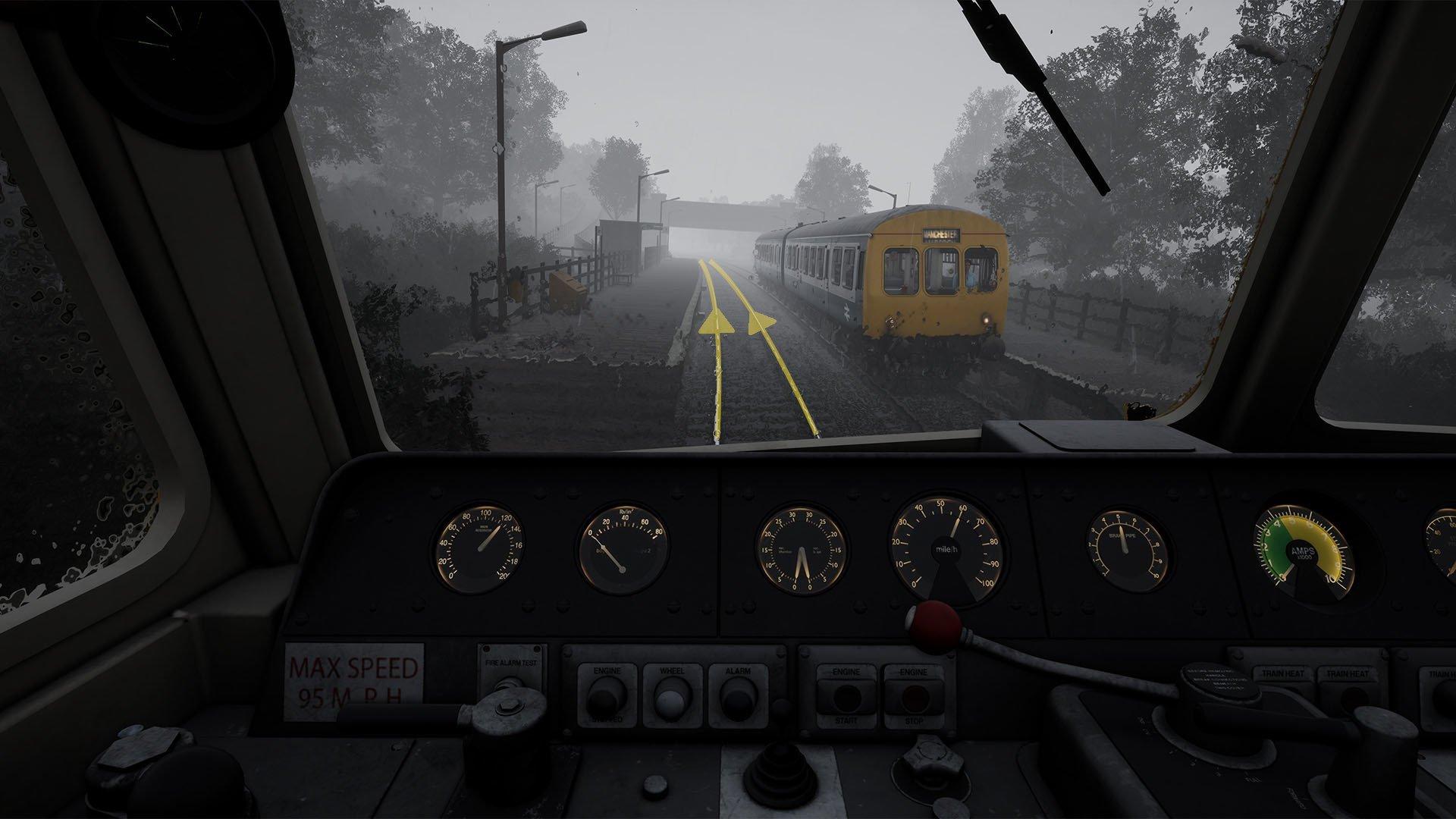 Train Sim World 2020 - Xbox Game Pass gry dla dzieci