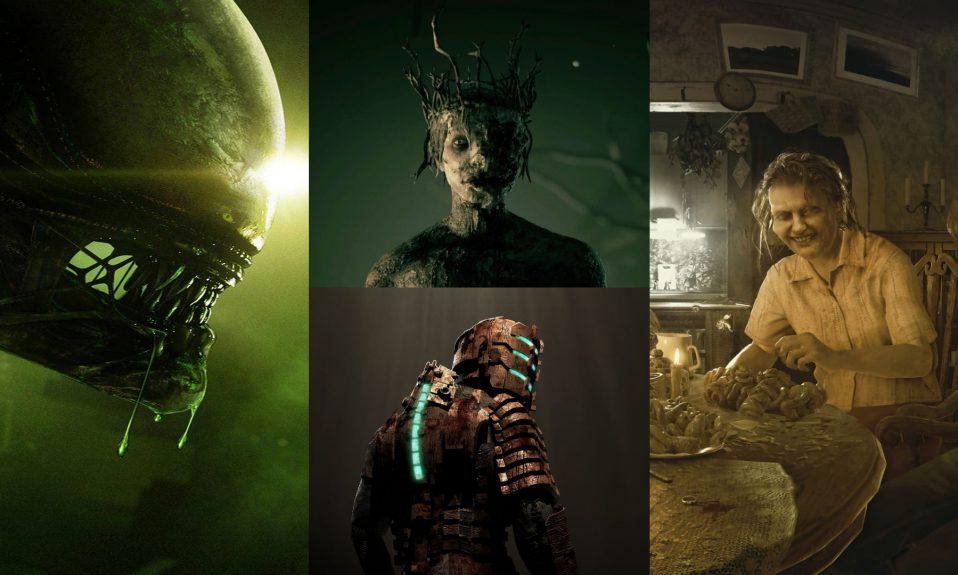 Xbox Game Pass najlepsze horrory