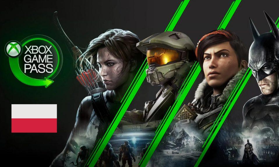 Xbox Game Pass Polska