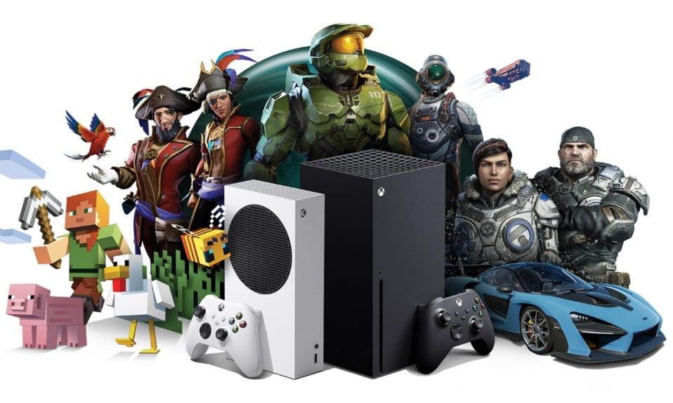 Xbox Series X|S - Game Pass