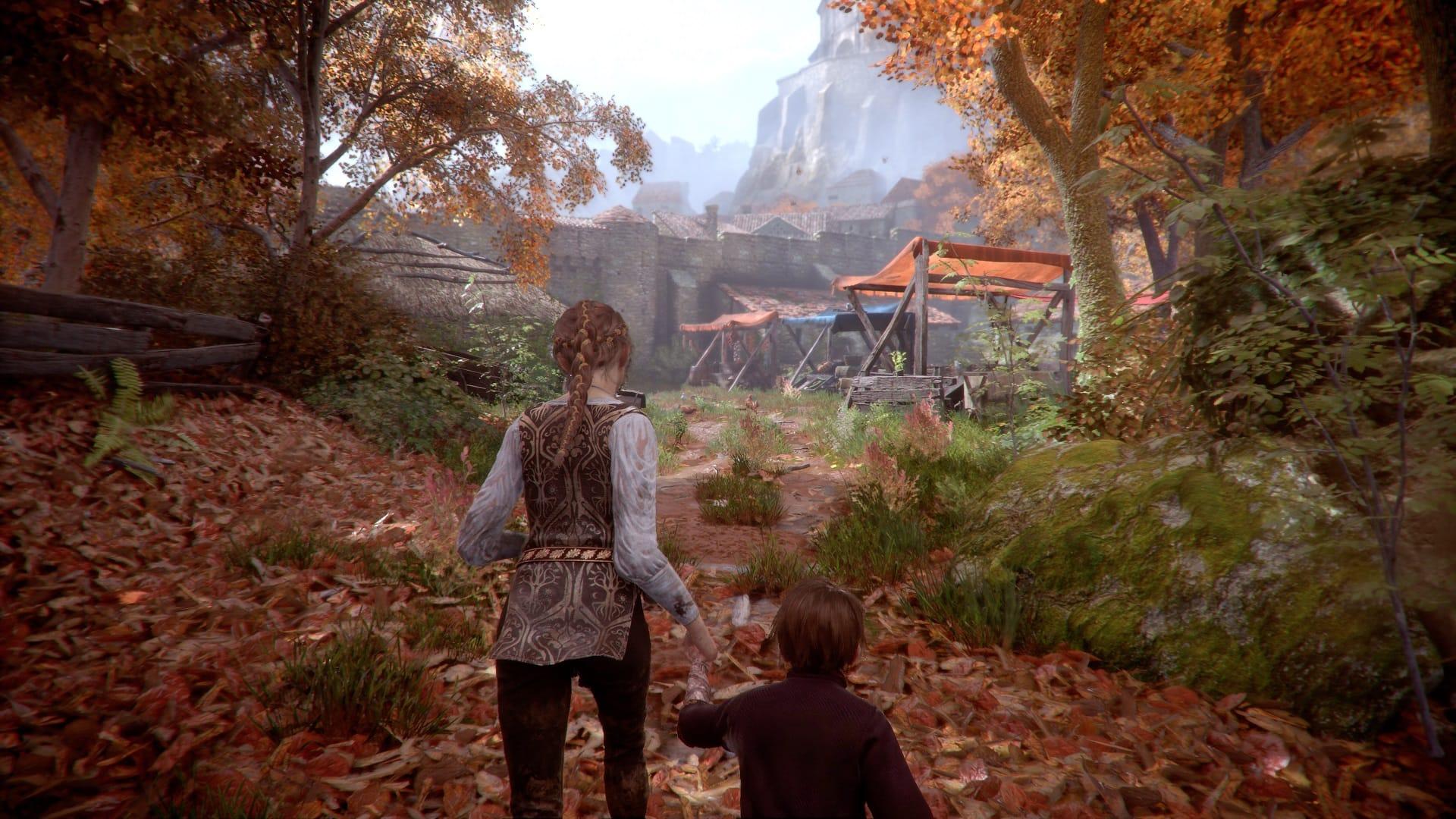 Xbox Game Pass gry najlepsza fabuła - A Plague Tale: Innocence