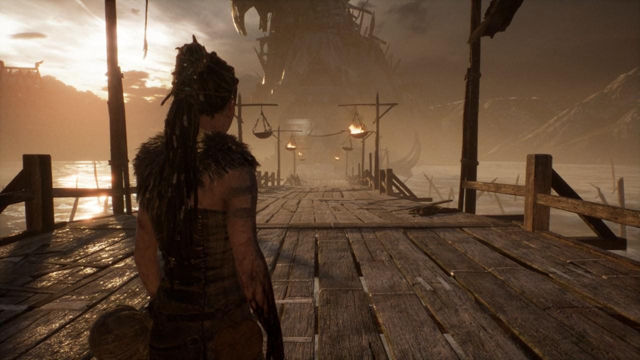 Xbox Game Pass gry najlepsza fabuła - Hellblade: Senua's Sacrifice -