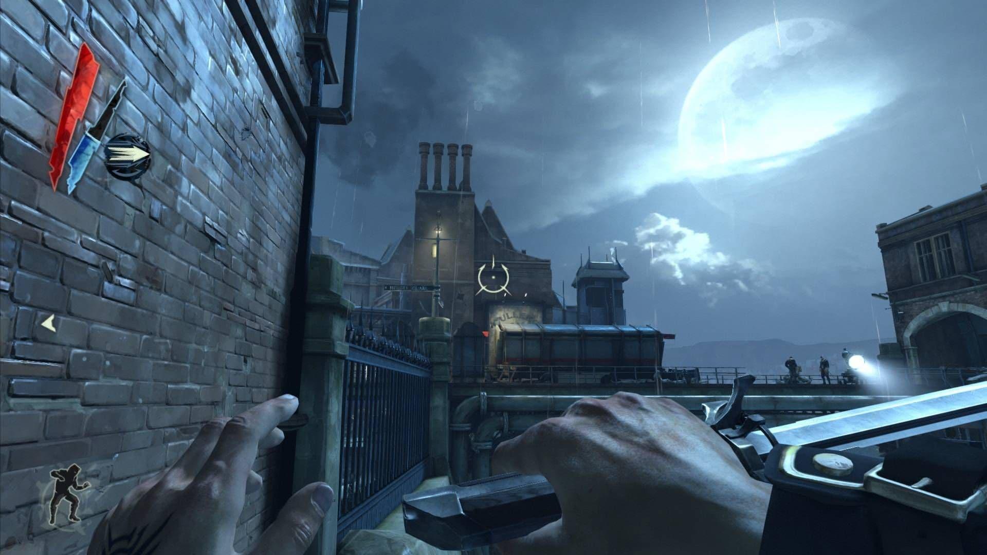 Xbox Game Pass gry najlepsza fabuła - seria Dishonored