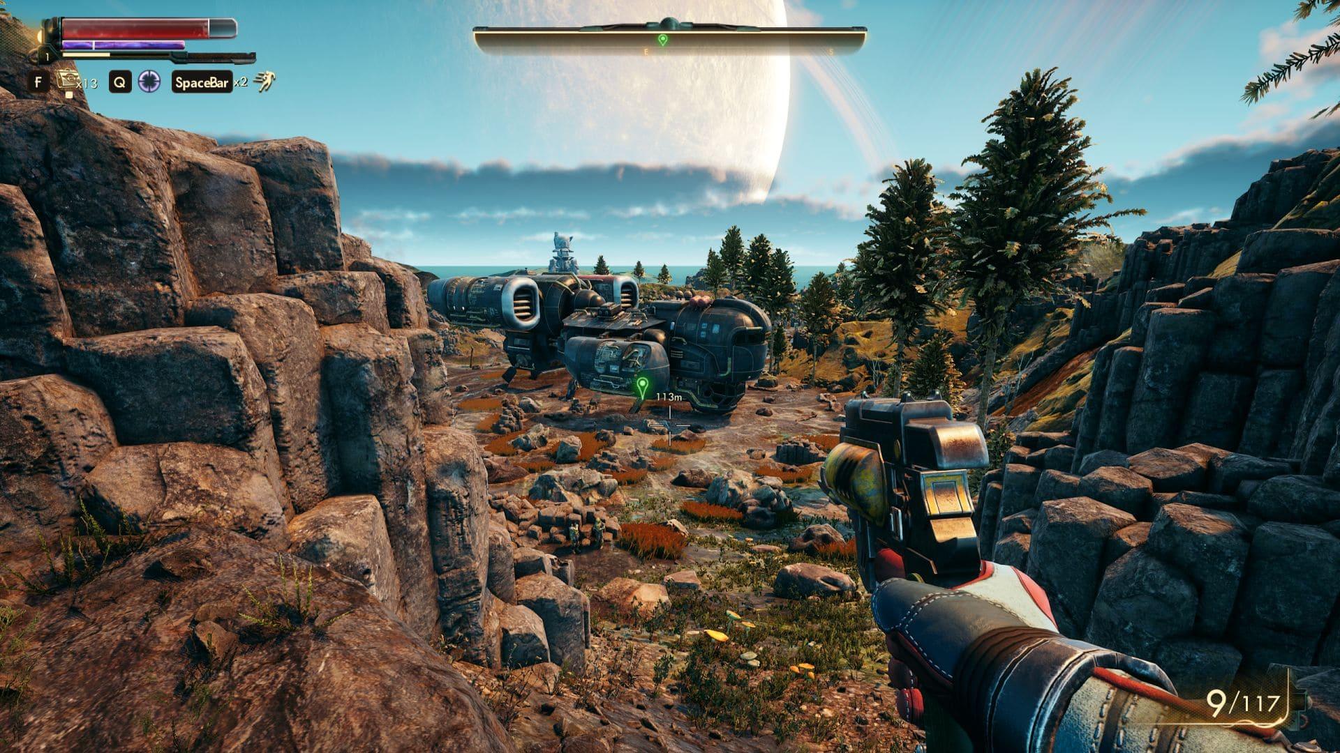 Xbox Game Pass gry najlepsza fabuła - The Outer Worlds