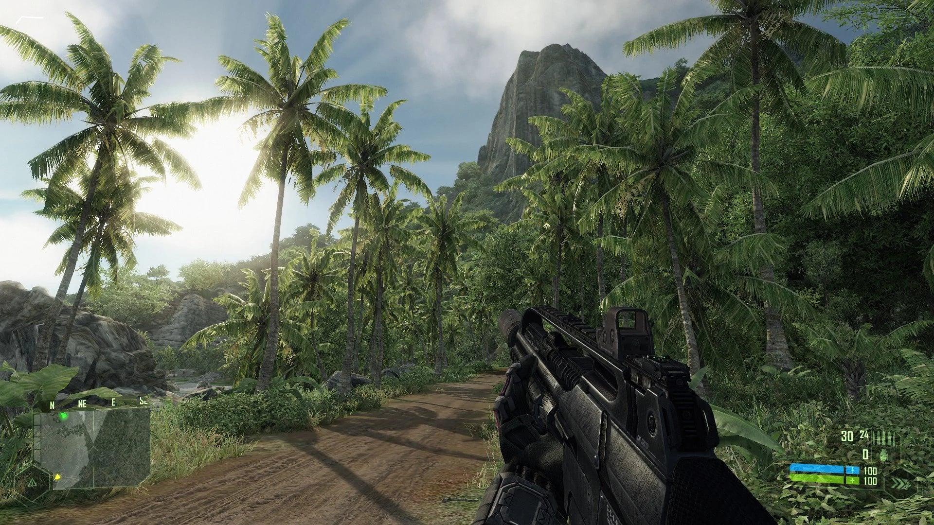 Crysis - Xbox Game Pass kultowe gry