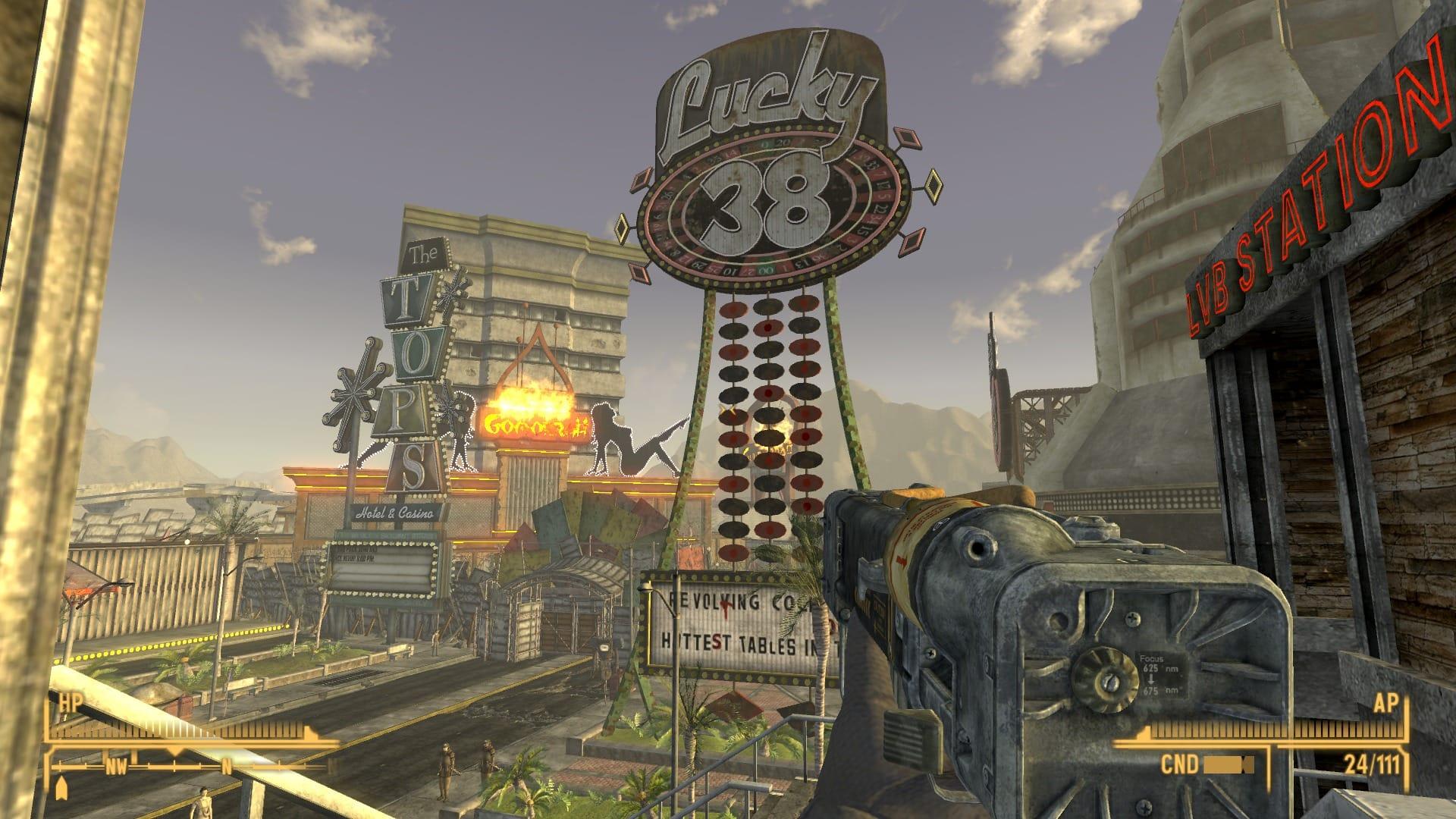 Fallout: New Vegas - Xbox Game Pass kultowe gry