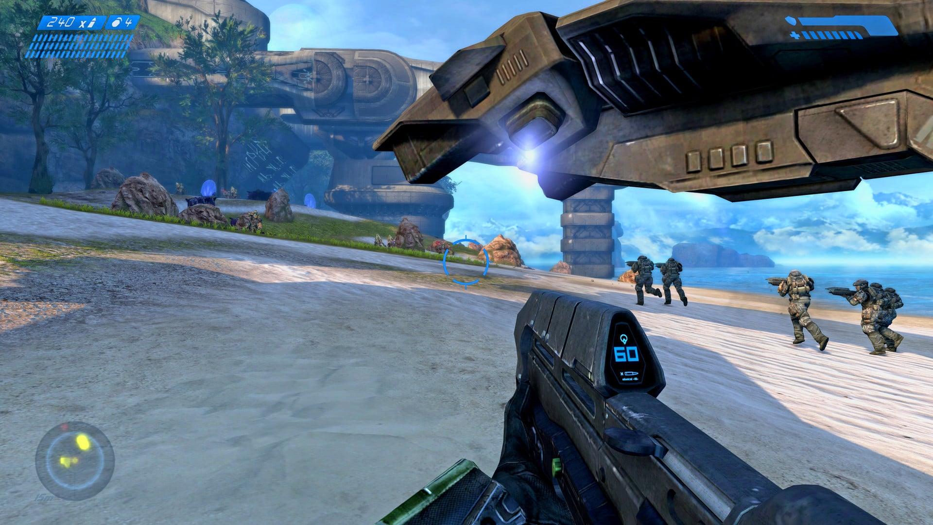 Halo: Combat Evolved Anniversary - Xbox Game Pass kultowe gry