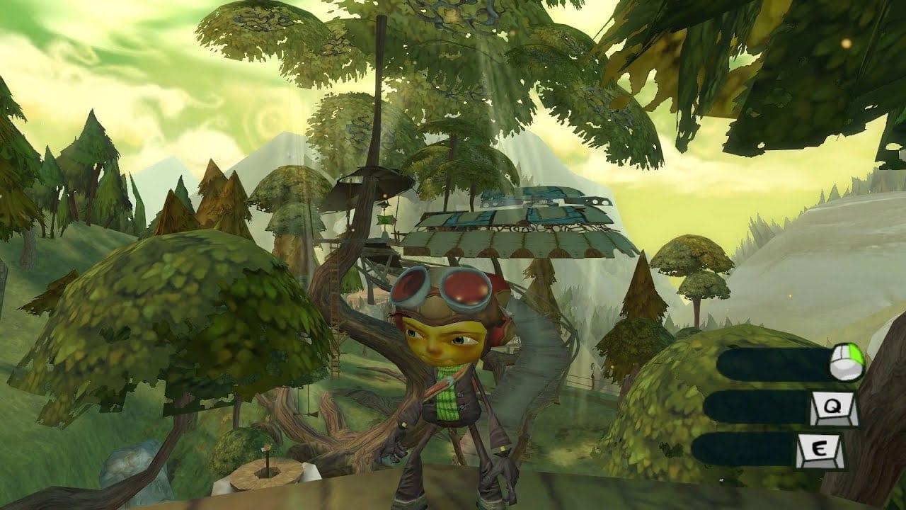 Psychonauts - Xbox Game Pass kultowe gry