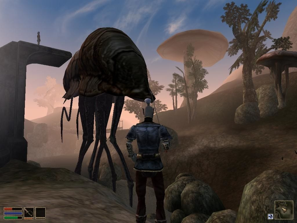 The Elder Scrolls: Morrowind - Xbox Game Pass kultowe gry