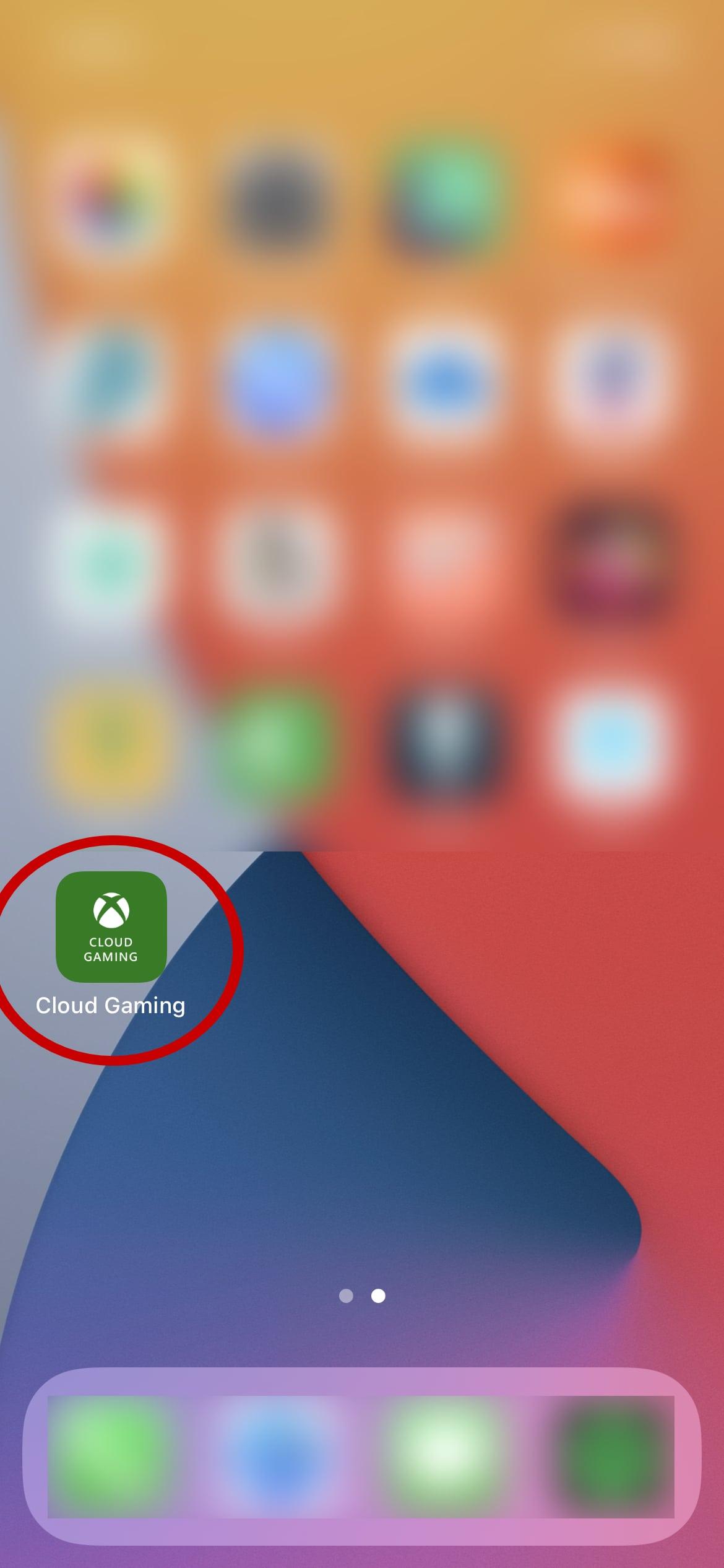 Xbox Cloud Gaming na iPhone i iPad
