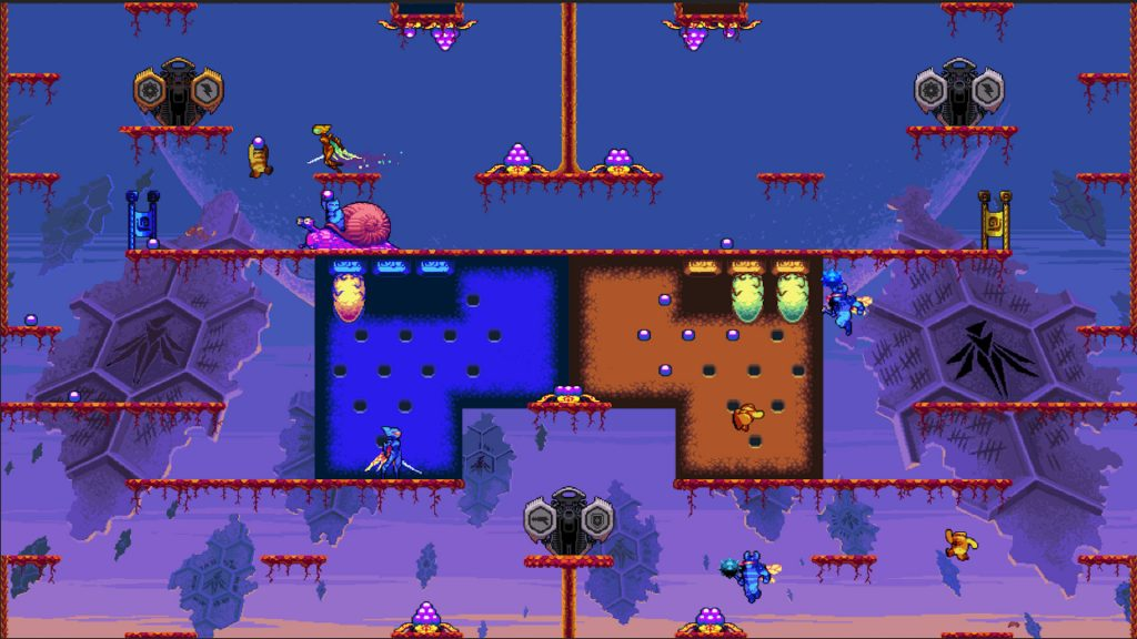 Killer Queen Black - Xbox Game Pass platformówki