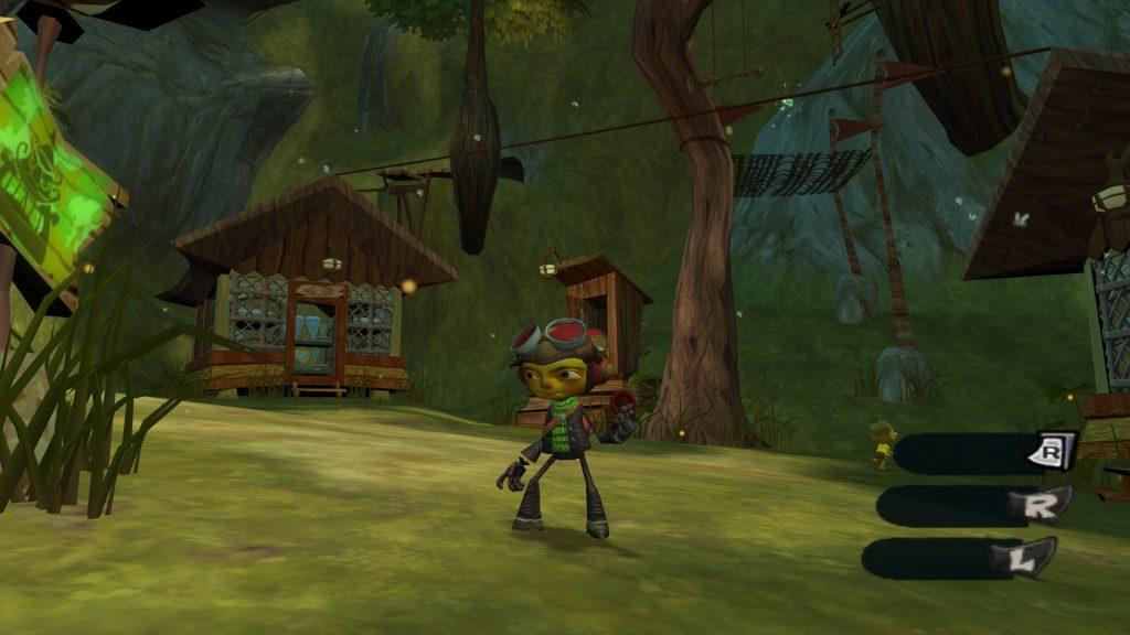 Psychonauts - Xbox Game Pass platformówki