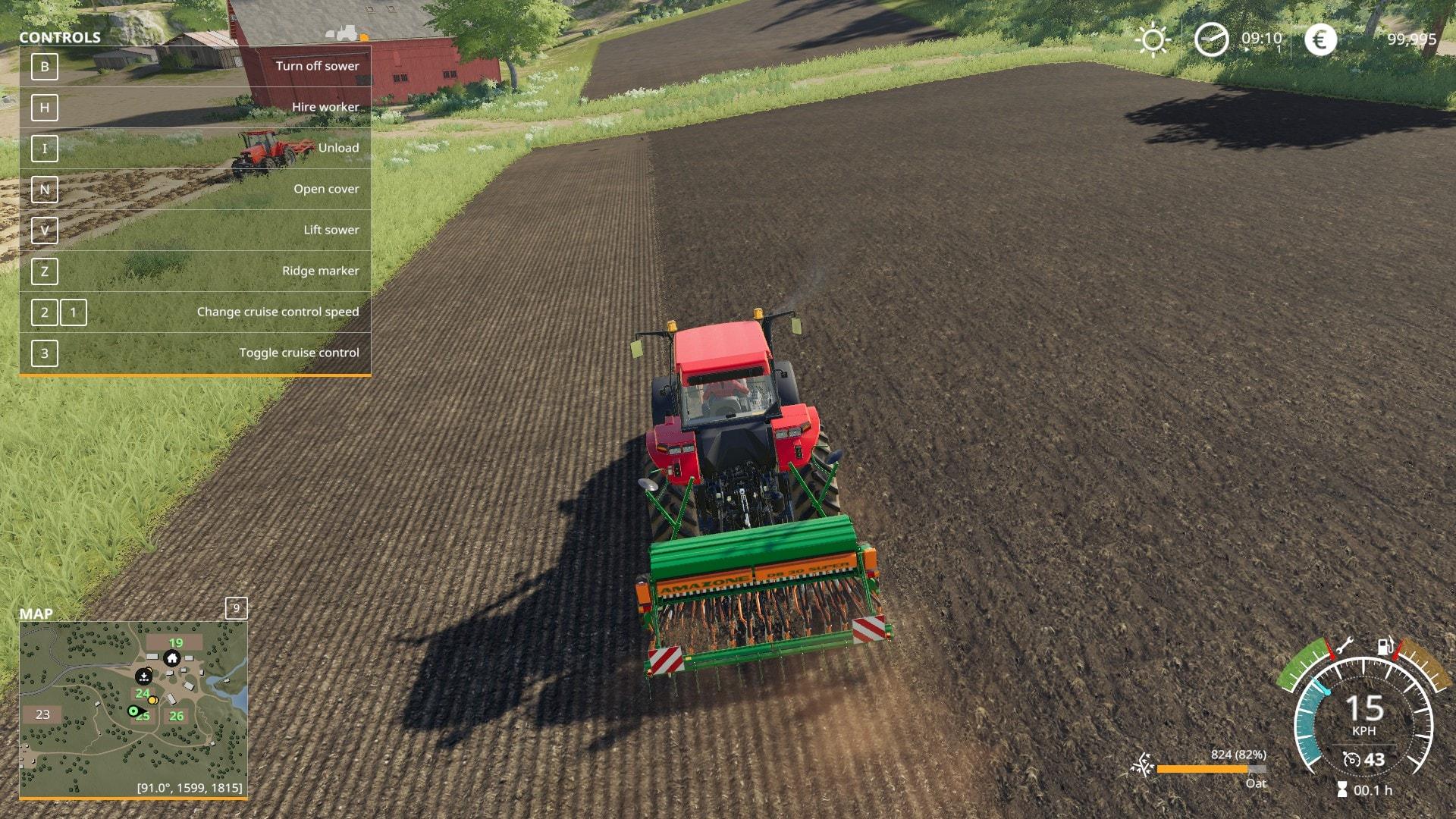 Farming Simulator 19 - Xbox Game Pass gry dla dzieci