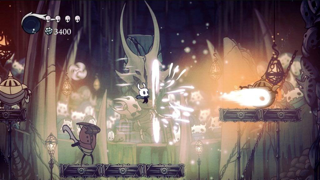 Hollow Knight - Xbox Game Pass platformówki