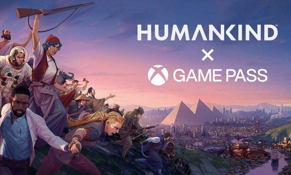 Humankind w Xbox Game Pass