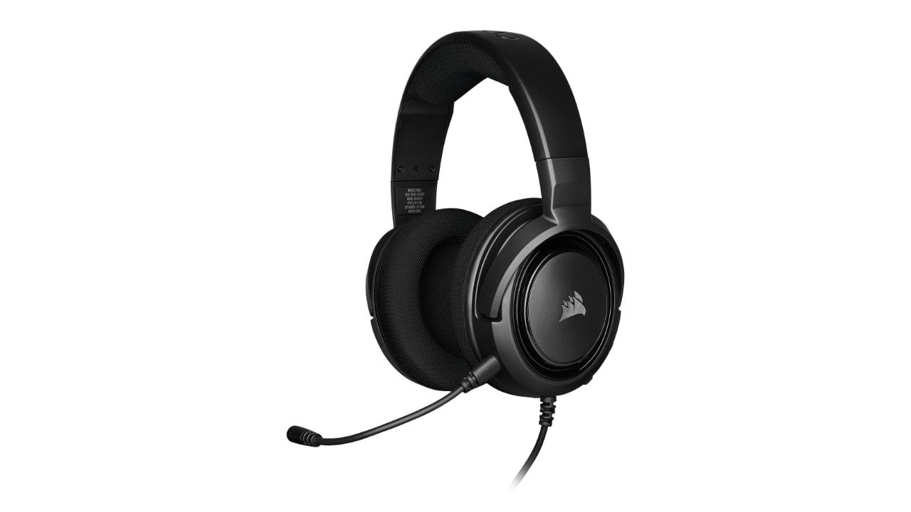 Corsair HS35 - przewodowe słuchawki do Xbox Series X S