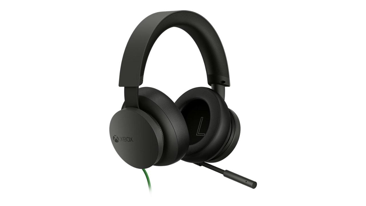 Microsoft Xbox Series Stereo Headset (przewodowy) - słuchawki do Xbox Series X S