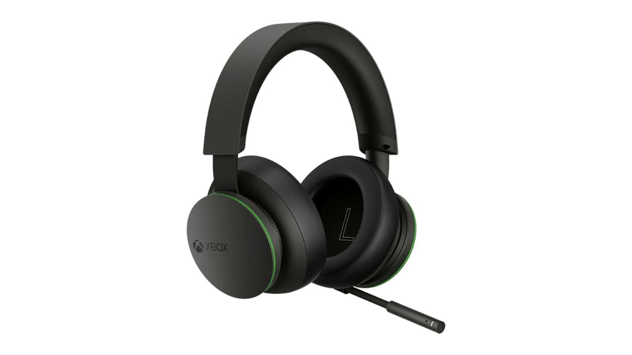 Microsoft Xbox Series Stereo Headset - bezprzewodowe słuchawki do Xbox Series X S