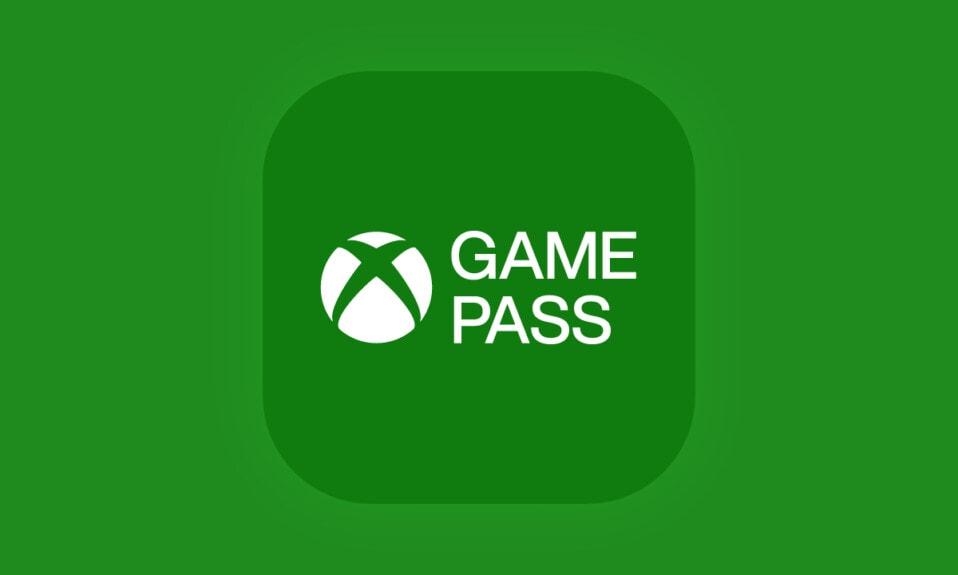 Xbox Game Pass aplikacja