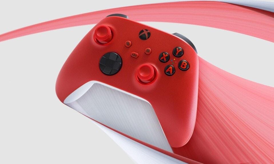 Kontroler bezprzewodowy Xbox Series X|S Pulse Red