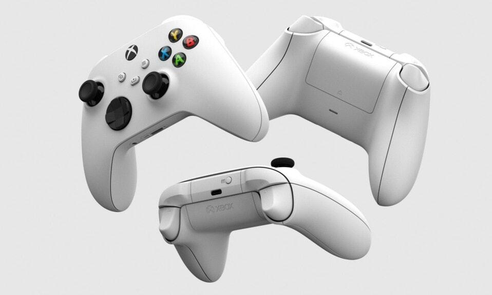 Kontroler bezprzewodowy Xbox Series (kolor Robot White)
